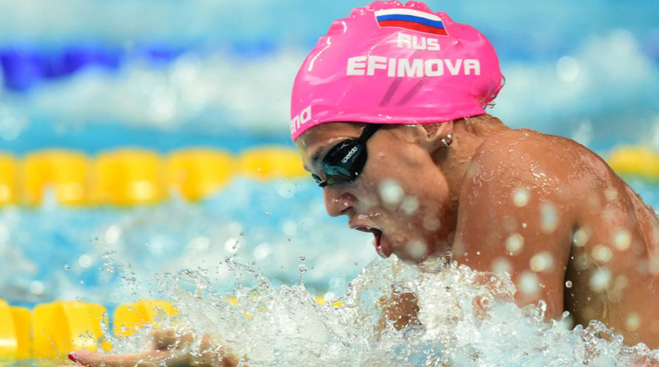 russian doping swimming investigation
