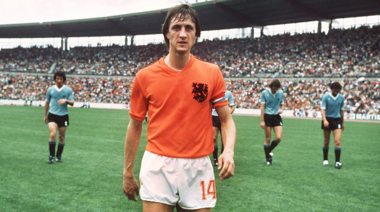 Johan Cruyff has passed away at 68