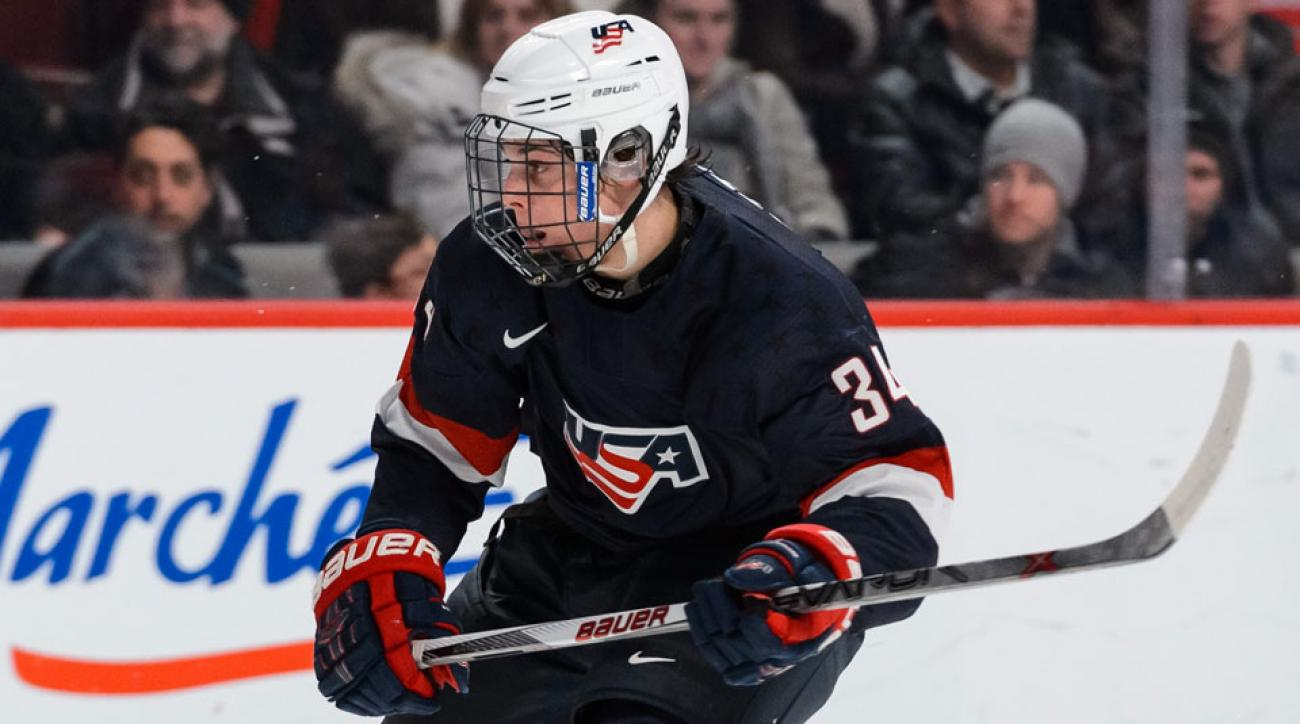 Team USA adds Auston Matthews for World Championship