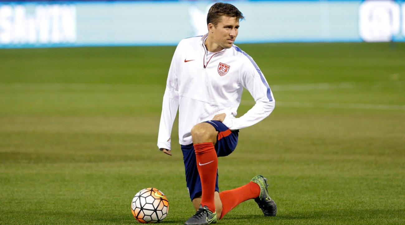 Matt Besler suffered a concussion in USA training
