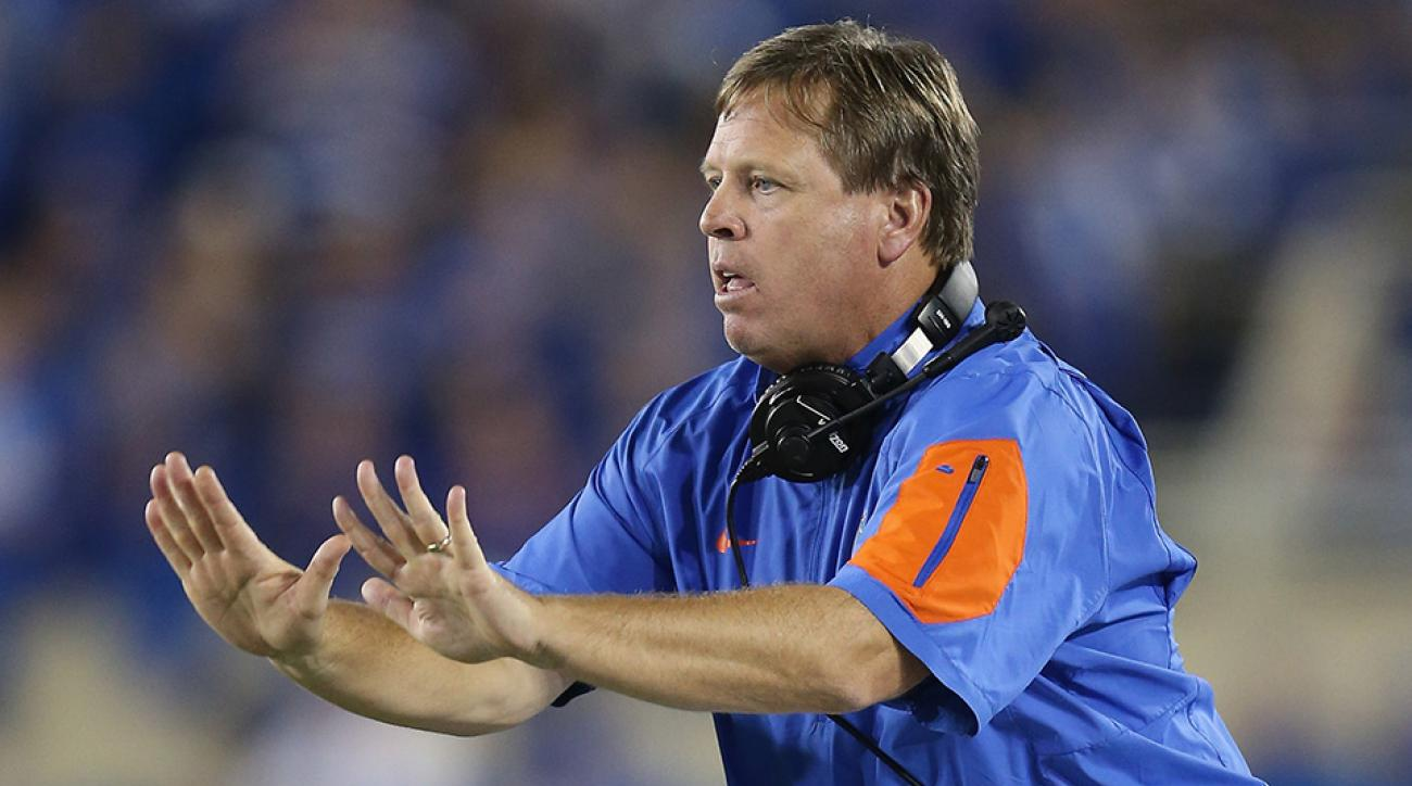 jim mcelwain florida gators football salary raise