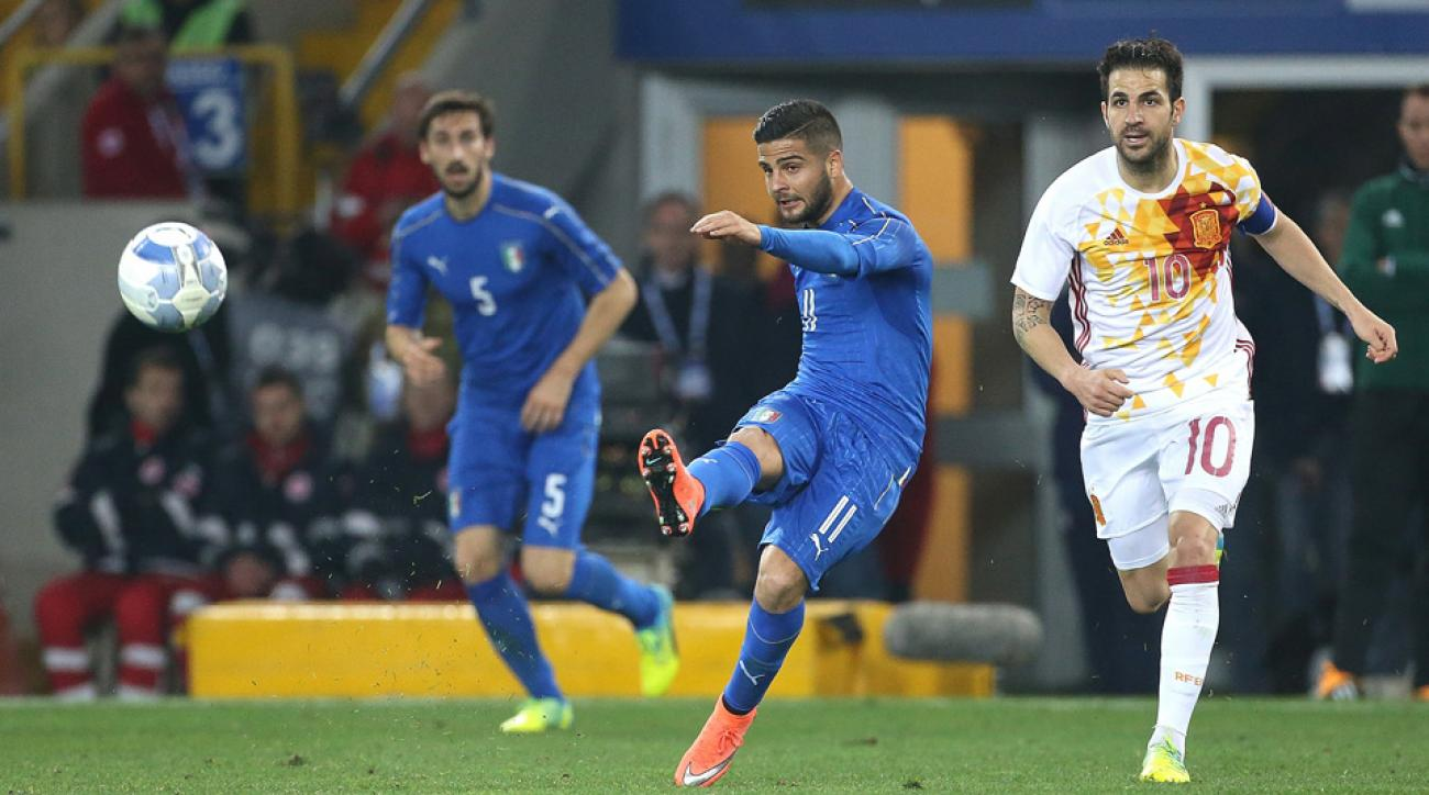 Spain, Italy are contenders for Euro 2016