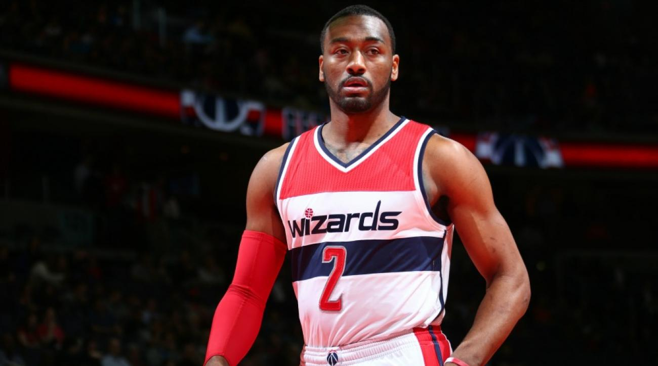 John Wall outiftted ten high schoolers with Sean John tuxedos