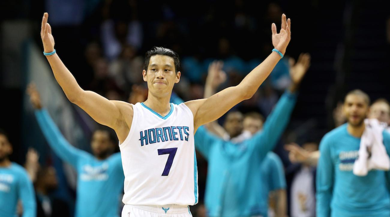 jeremy lin hornets nba security id