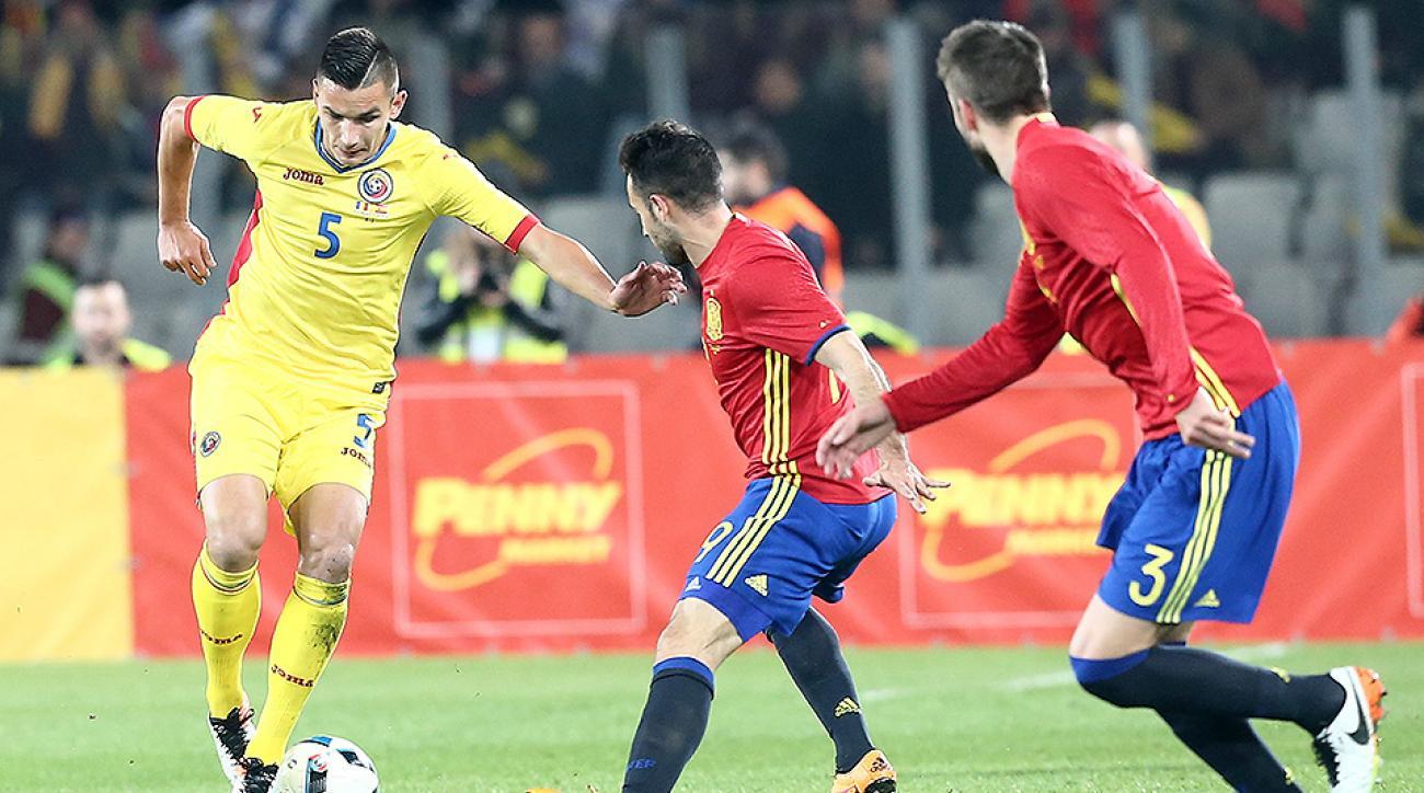 Spain Romania