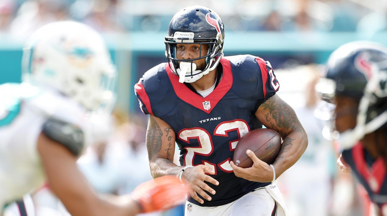 arian foster free agent meeting miami dolphins
