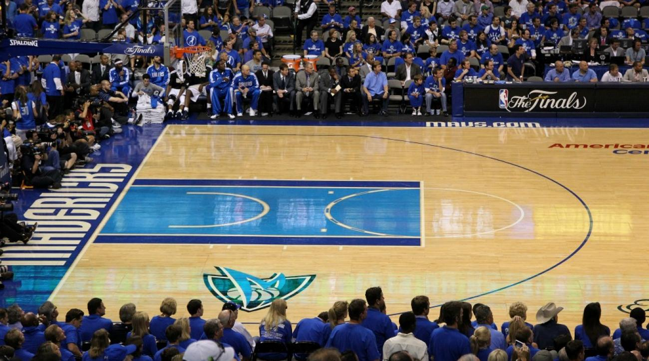 Dallas Mavericks fans submitting ideas for team's new court