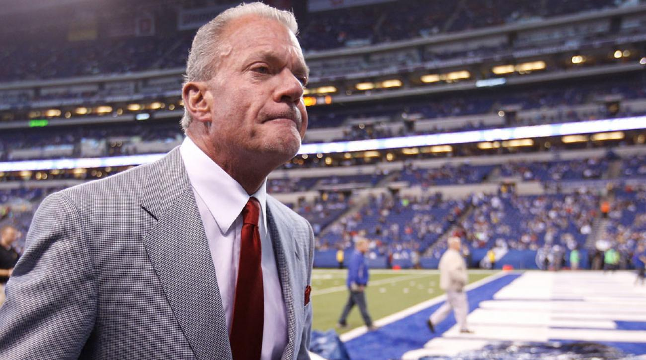 jim irsay comments nfl player safety painkillers bobsledding