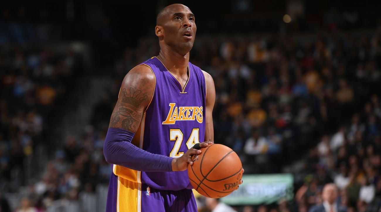 kobe bryant los angeles lakers final games plans to play retirement
