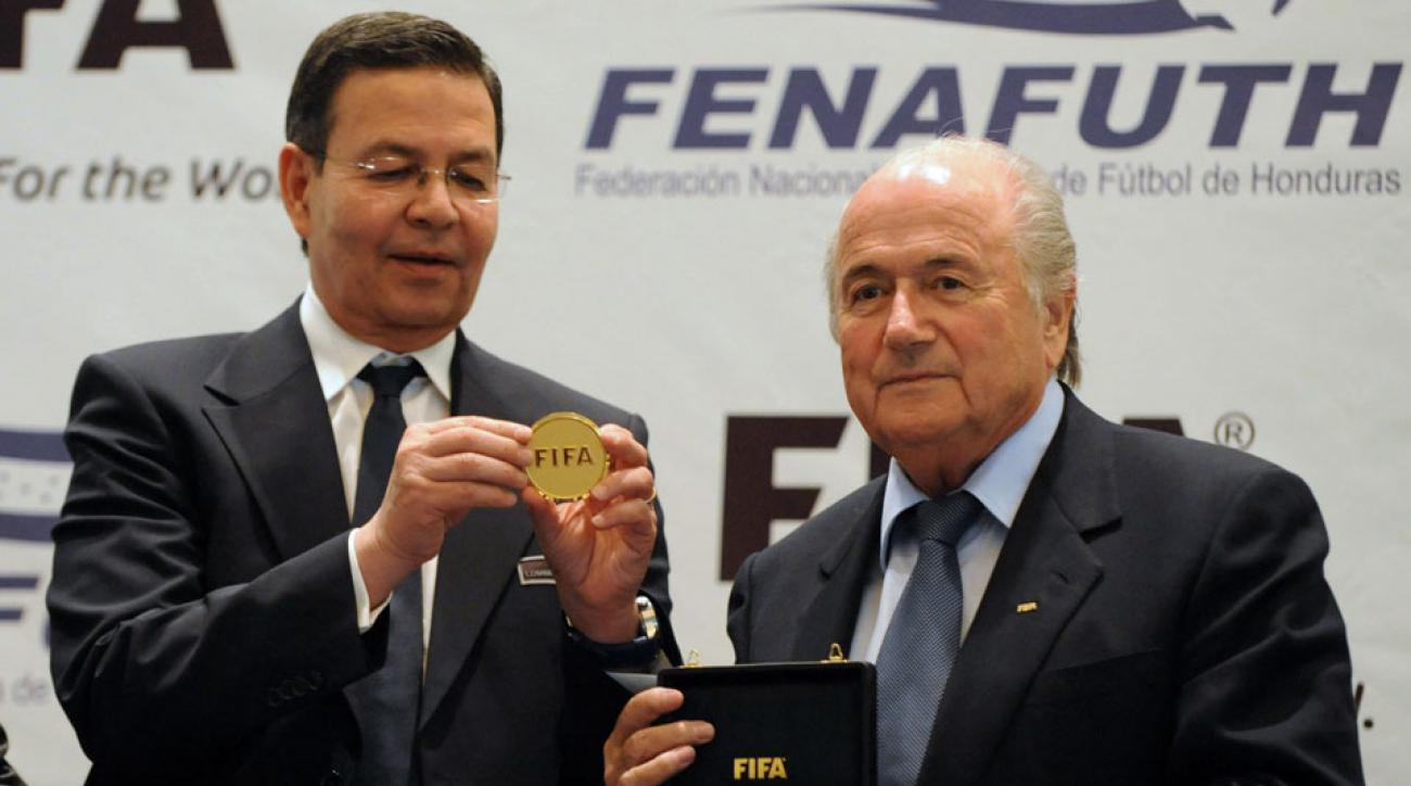 rafael callejas fifa corruption scandal
