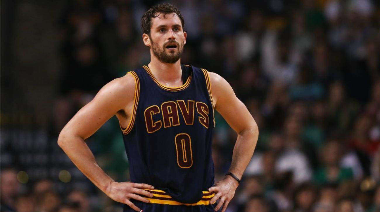 Kevin Love hopes the Cavaliers GM for a Day winner does not trade him