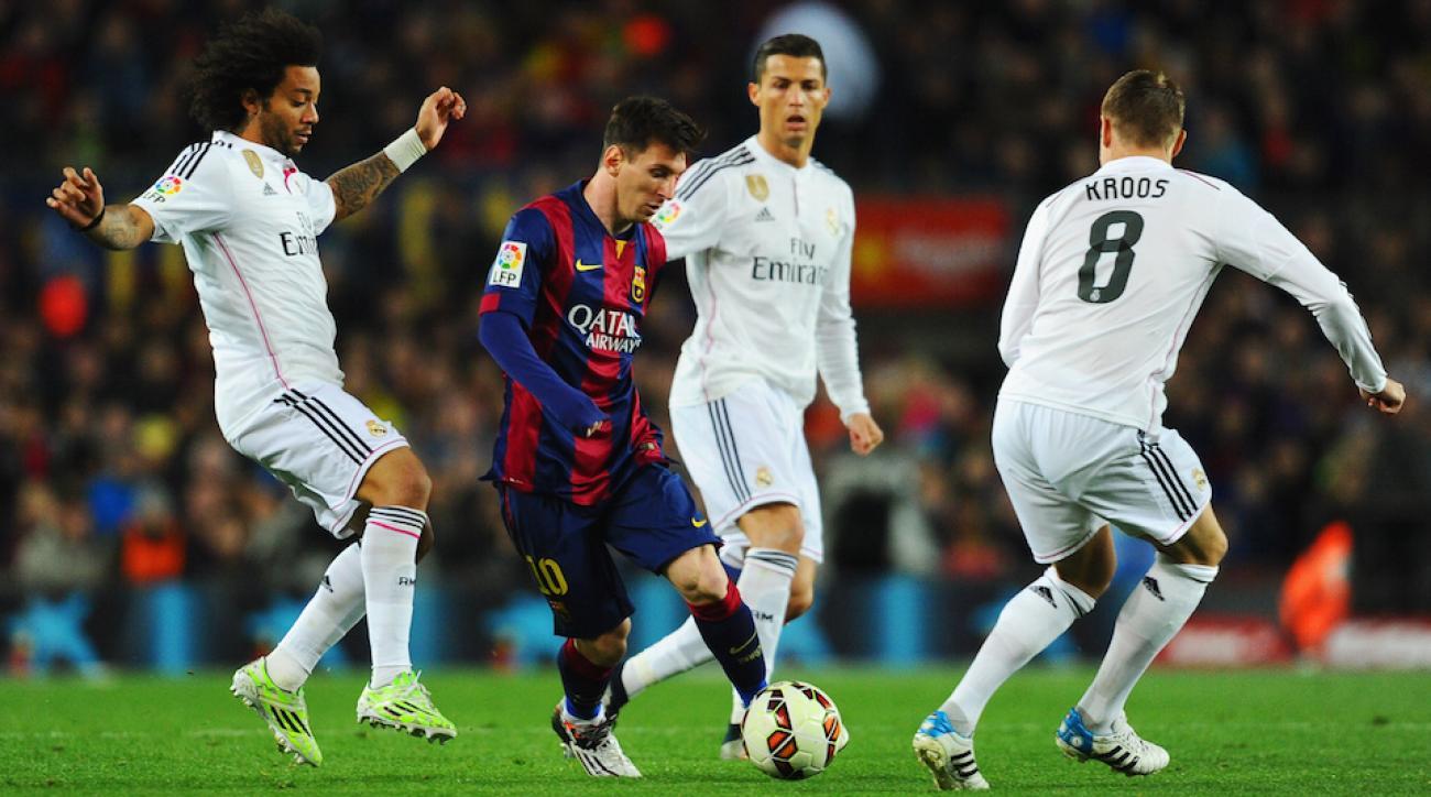 barcelona vs real madrid - photo #24