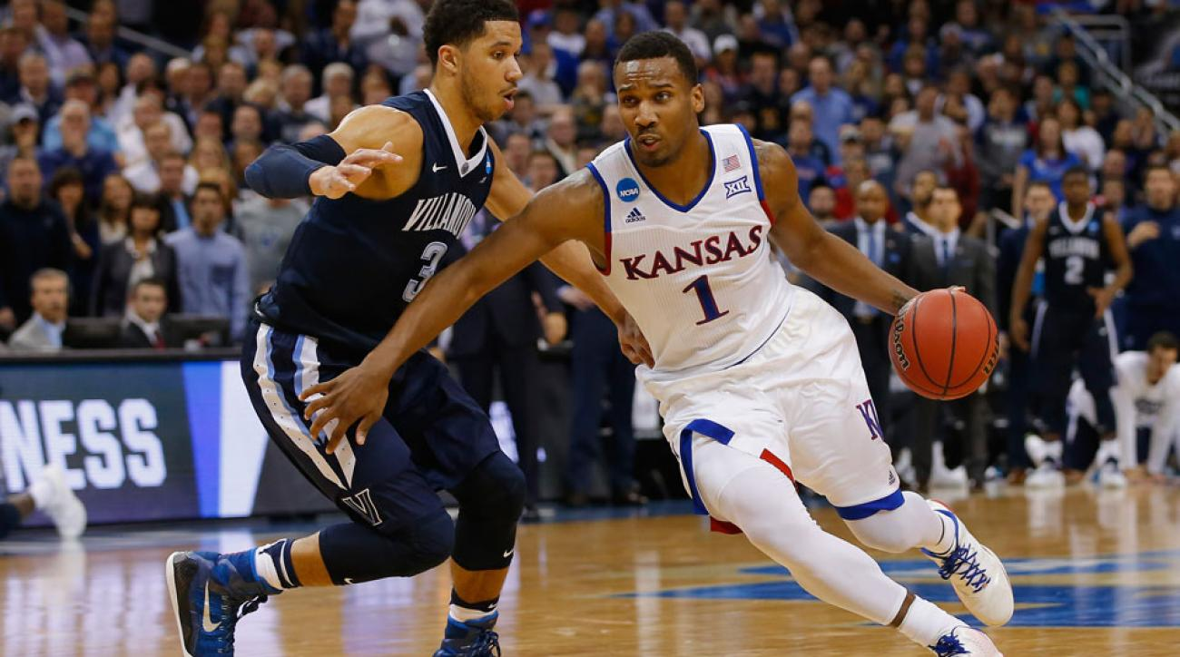 wayne selden declares nba draft kansas