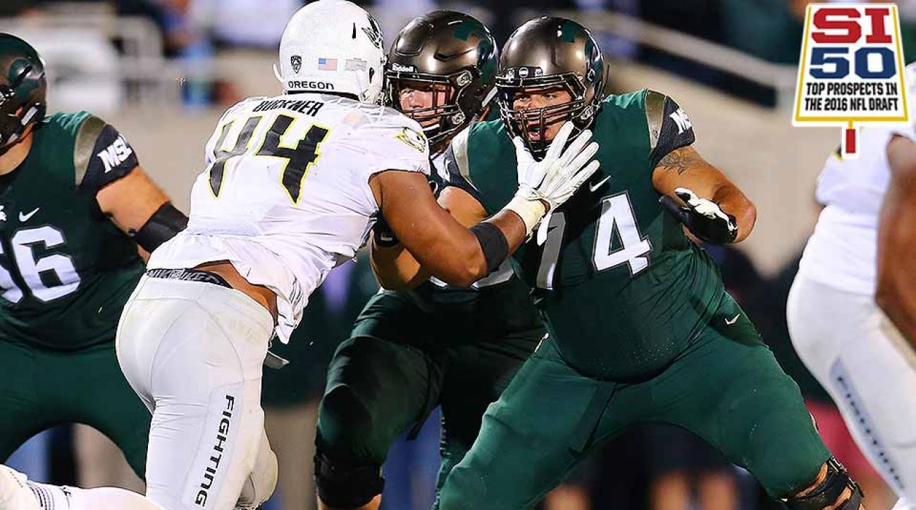 NFL draft 2016: Top prospect scouting reports for Jack Conklin and Reggie Ragland