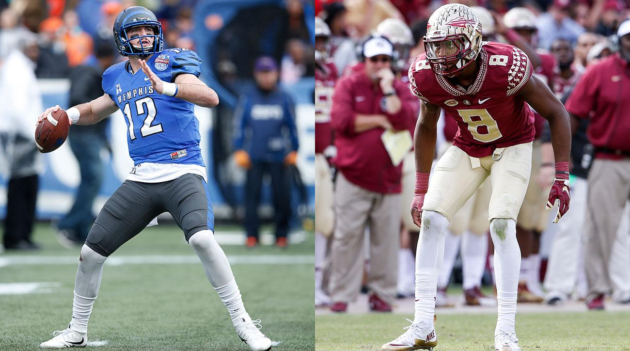 Paxton Lynch and Jalen Ramsey could create some shuffling in the first round.