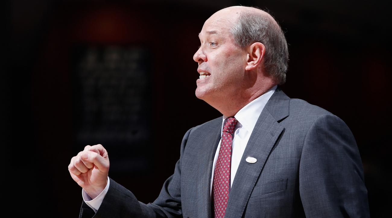 college basketball coaching changes 2016