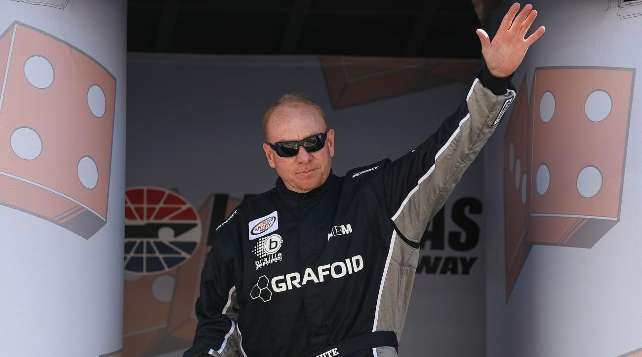 NASCAR Derek White