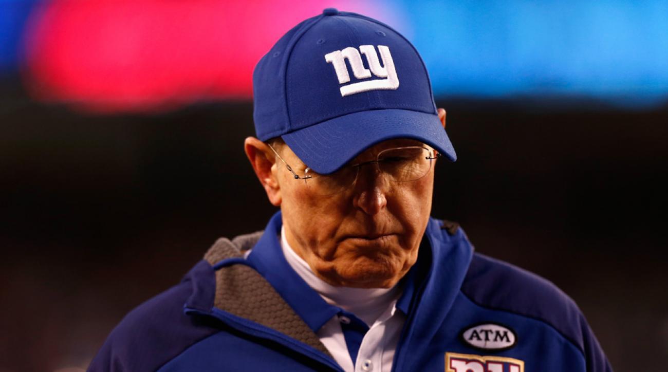 tom coughlin new york giants coach won't return
