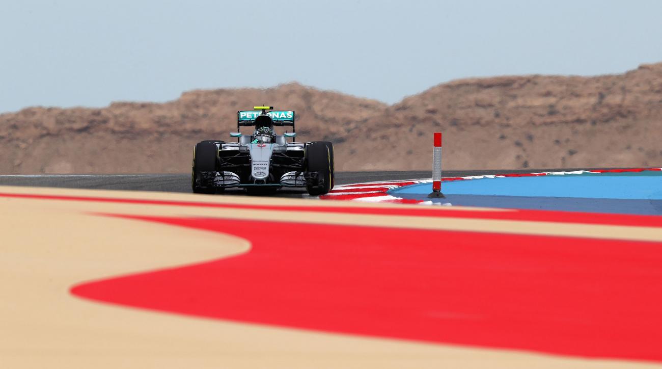 F1 Bahrain Grand Prix Preview