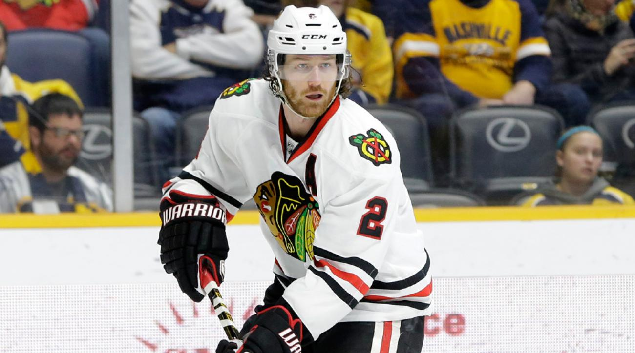 chicago blackhawks duncan keith suspension