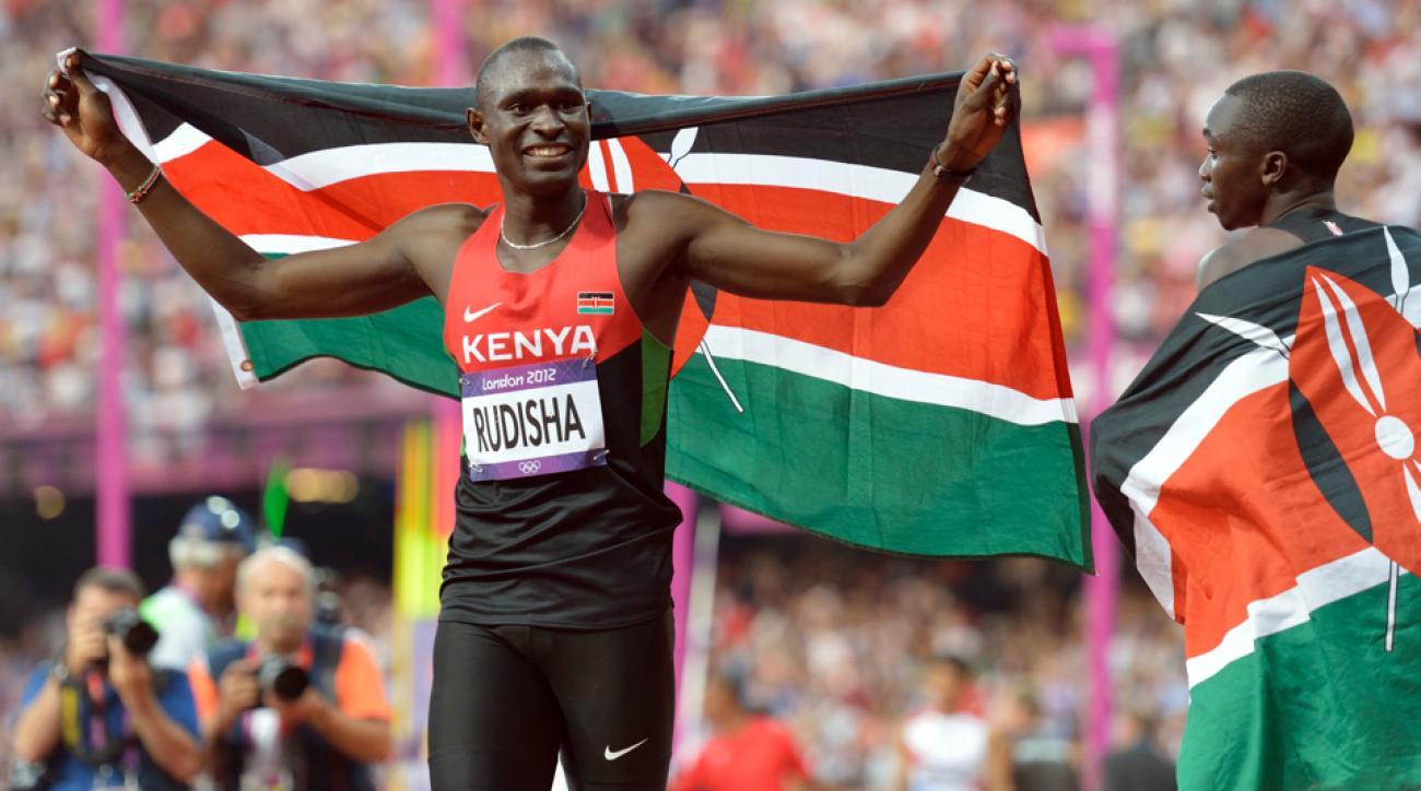 david rudisha wada kenya non compliant rio olympics