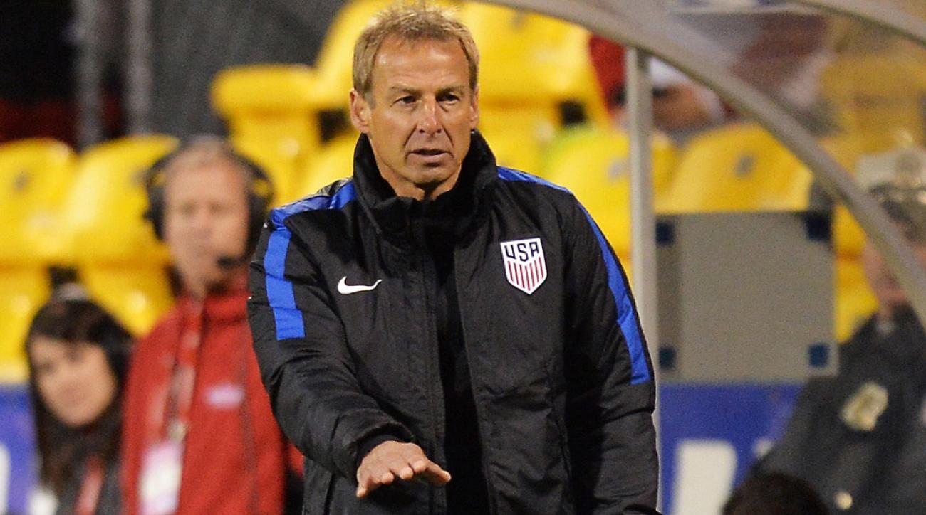 Jurgen Klinsmann and the U.S. men's national team split a pair of World Cup qualifying matches vs. Guatemala