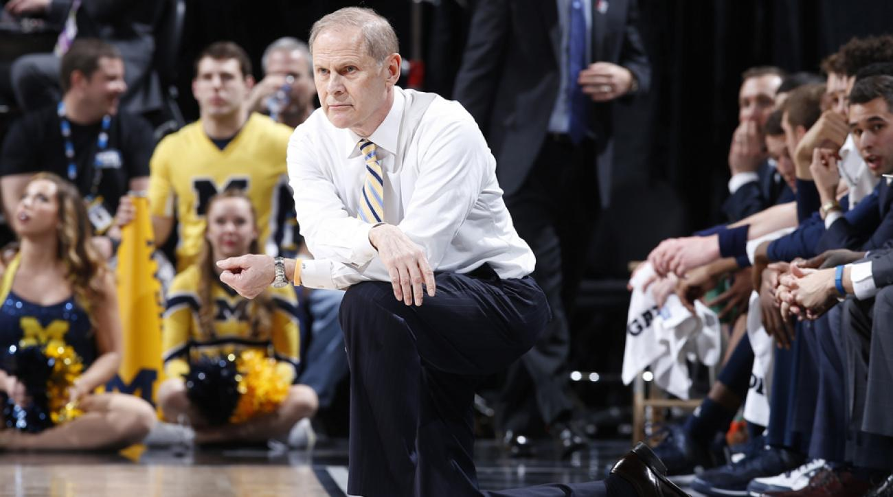 michigan basketball john beilein lifts transfer restrictions spike albrecht ricky doyle