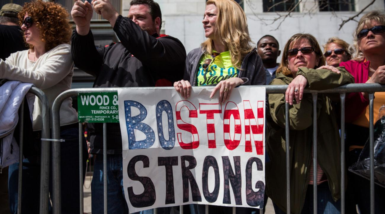 boston strong sign boston marathon 2016