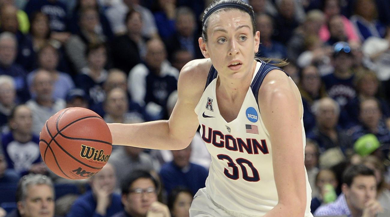 breanna stewart named ap player of year connecticut