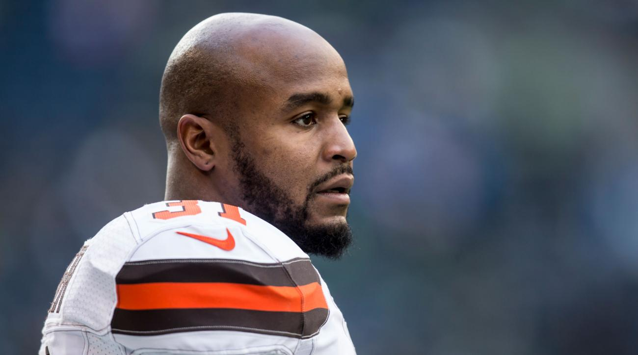 cleveland browns cut donte whitner