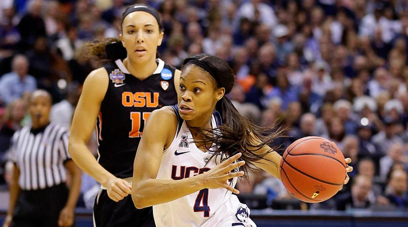 UConn vs. Oregon State