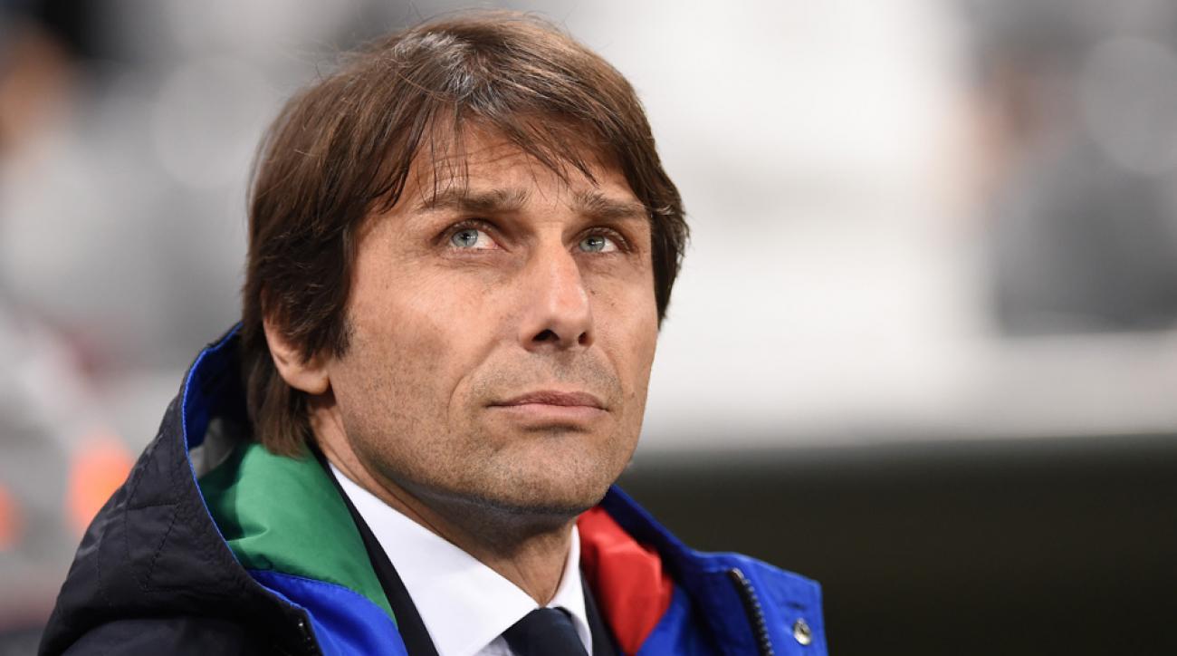 Antonio Conte will take over at Chelsea