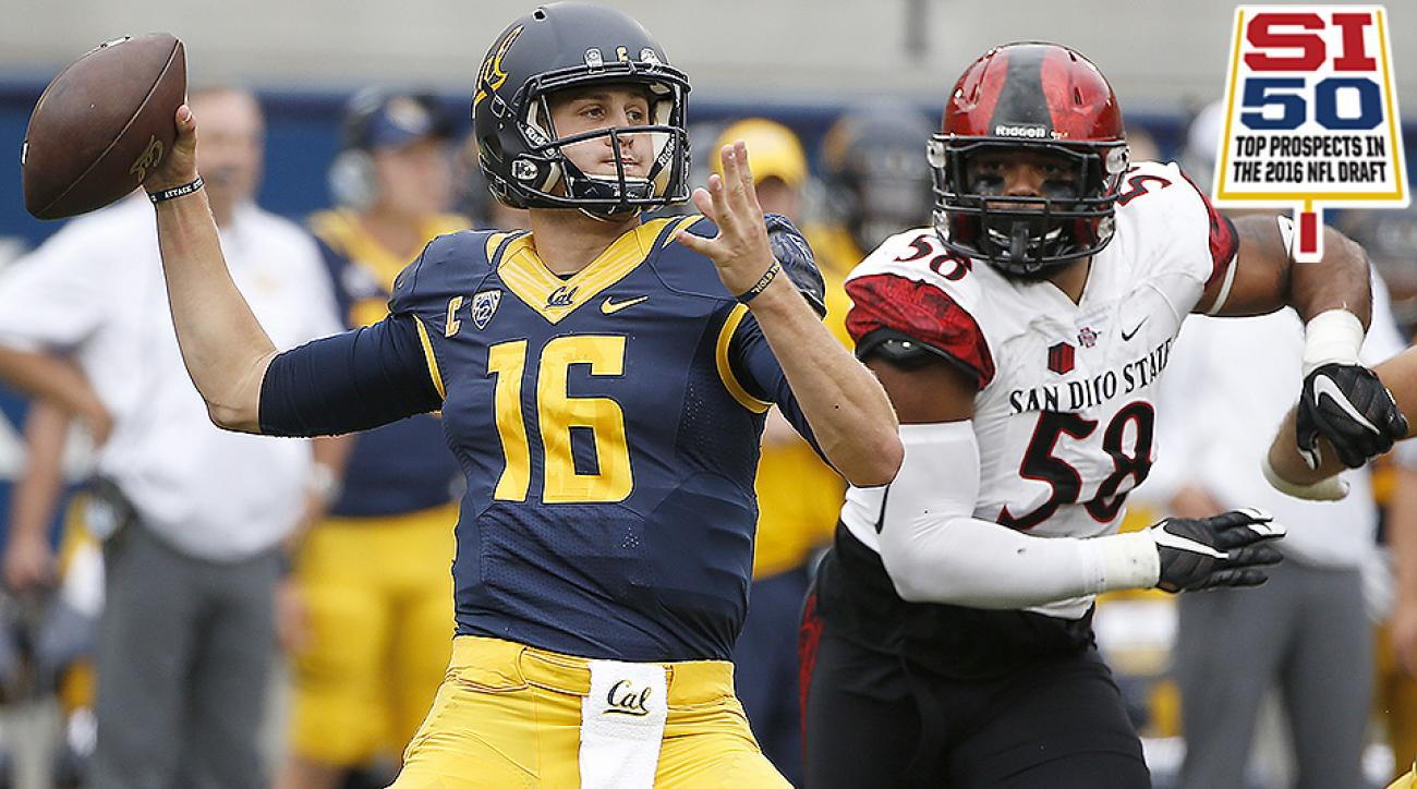 2016 NFL draft: Jared Goff scouting report, highlights, tape