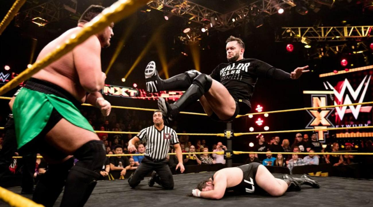 NXT's Finn Balor inches closer to his Balor Club debut on RAW