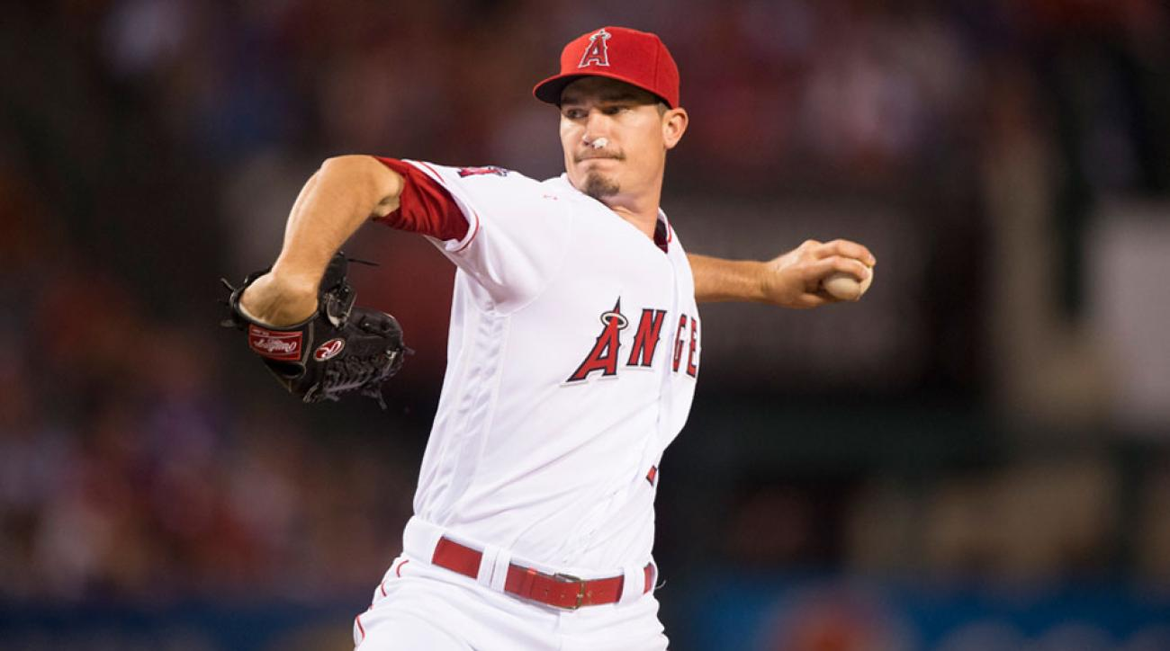 andrew heaney angels disabled list