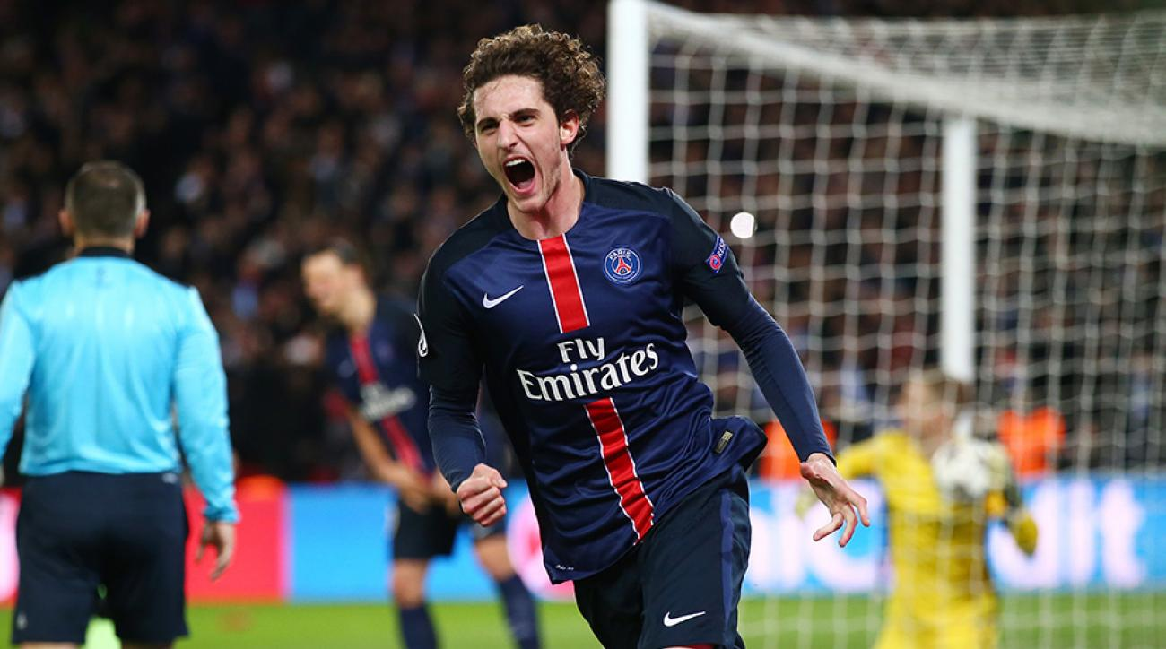 psg manchester city live stream champions league highlights video rabio adrien