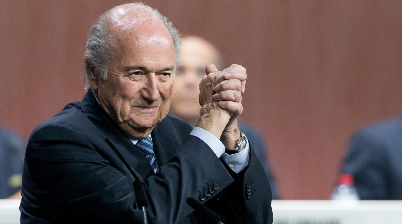 sepp blatter fifa reforms panely university of basel