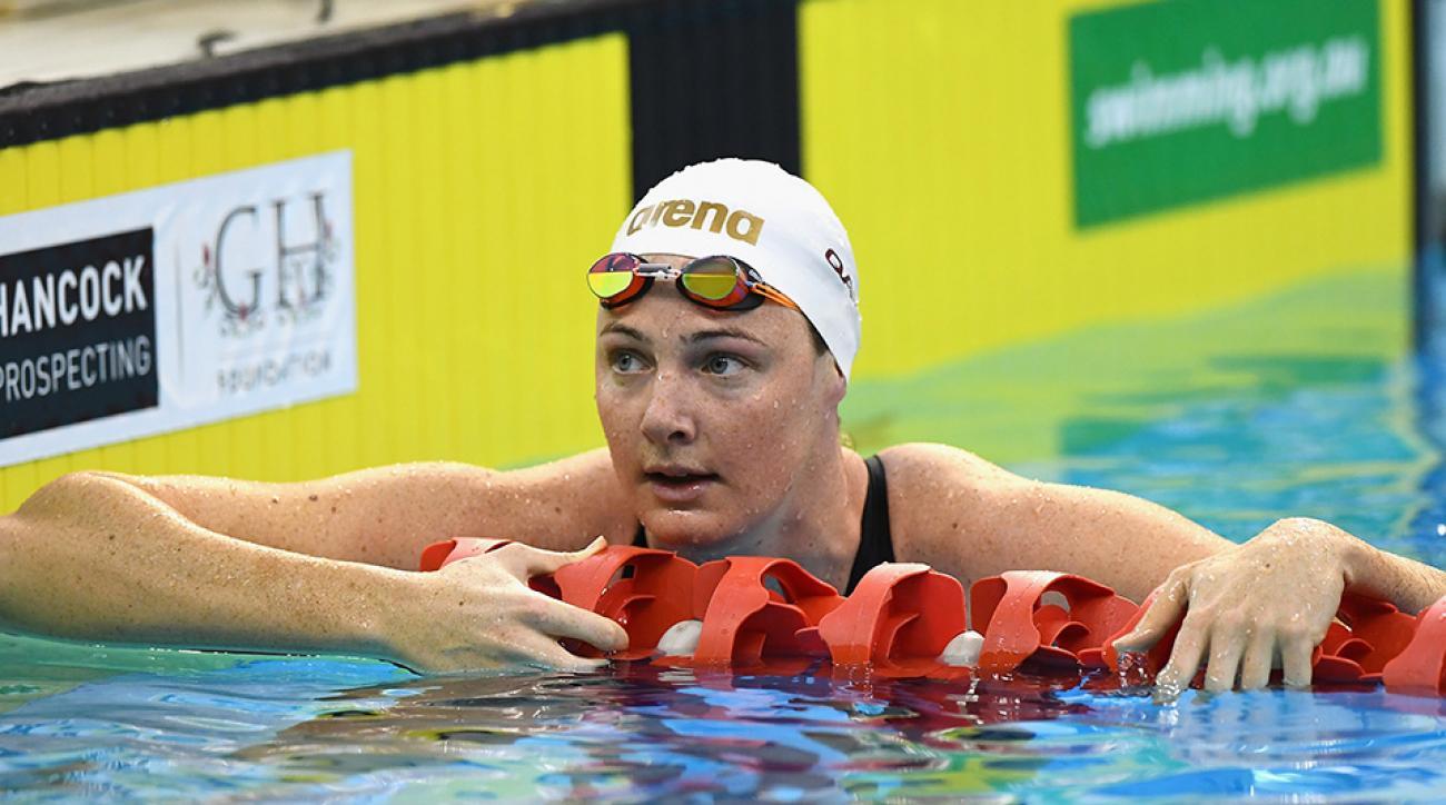 cate campbell injury australia swimmer wrist injury nap