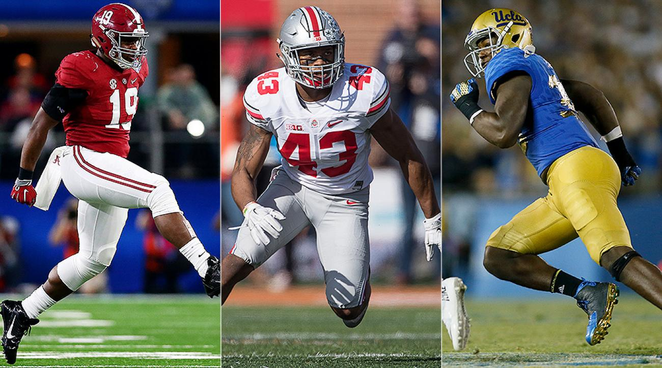 NFL draft 2016 top linebackers: Reggie Ragland, Darron Lee, Myles Jack