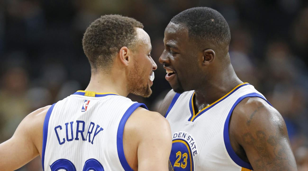 golden state warriors chicago bulls wins record spurs athletes react