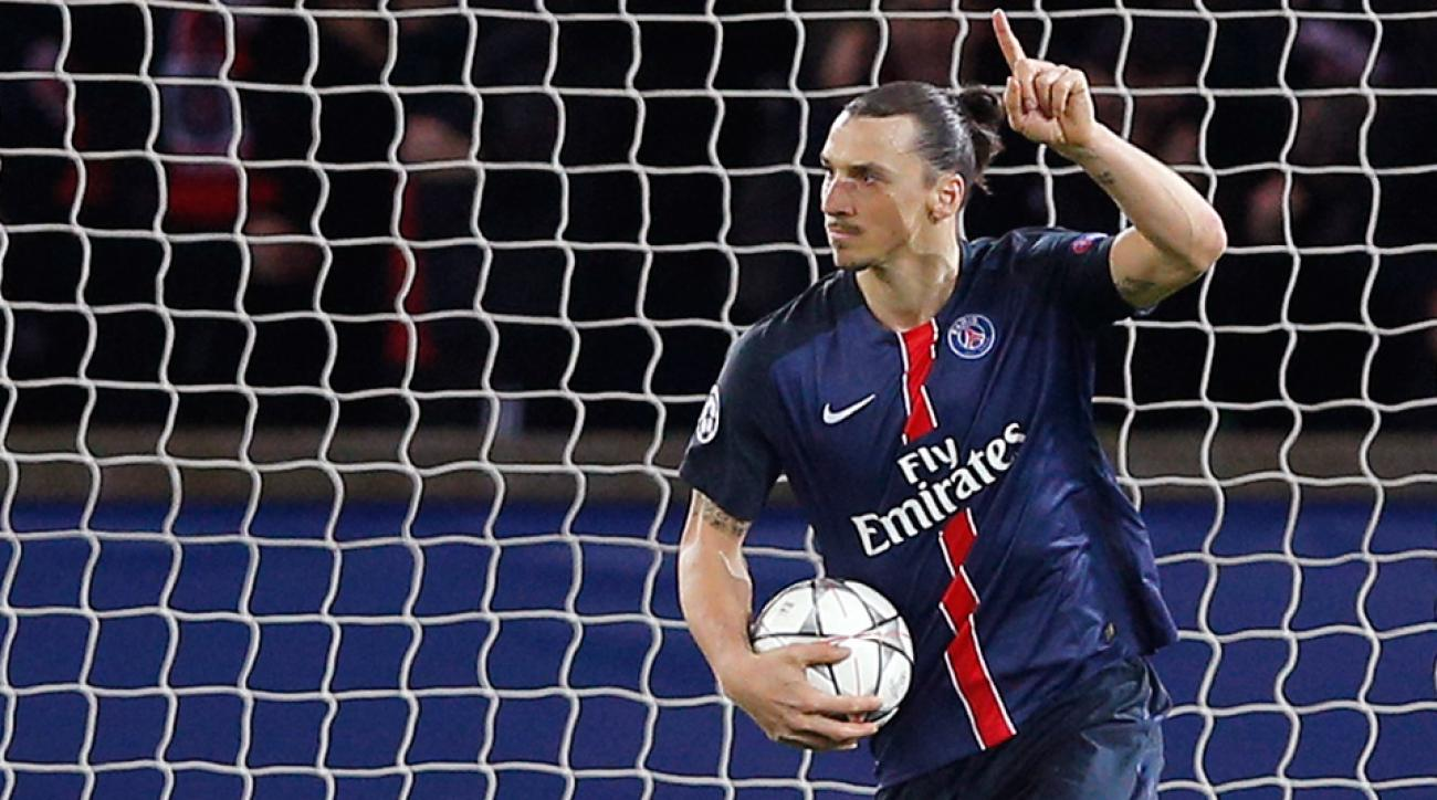 Zlatan Ibrahimovic is suing a former training for claiming he used PEDs