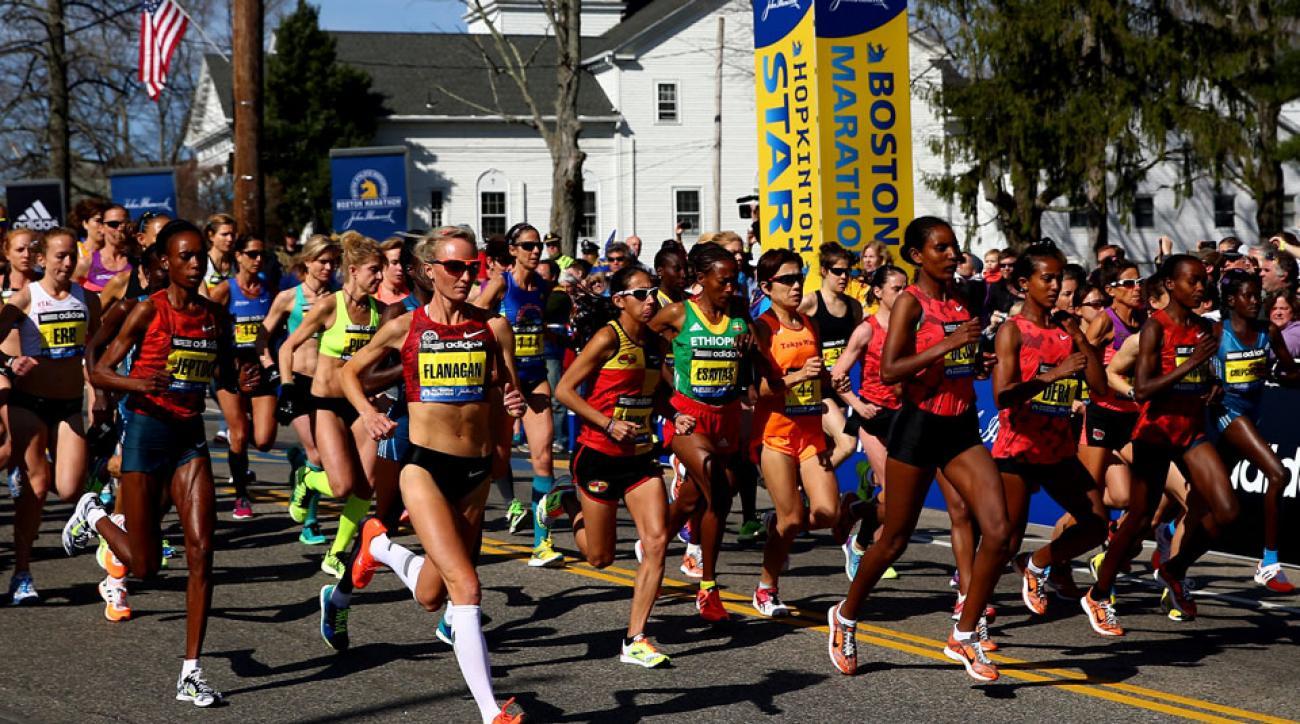 boston marathon documentary trailer released shalane flanagan