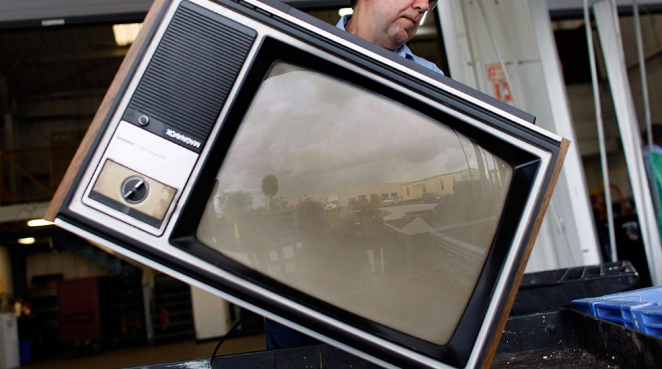 connecticut man steals television 1989