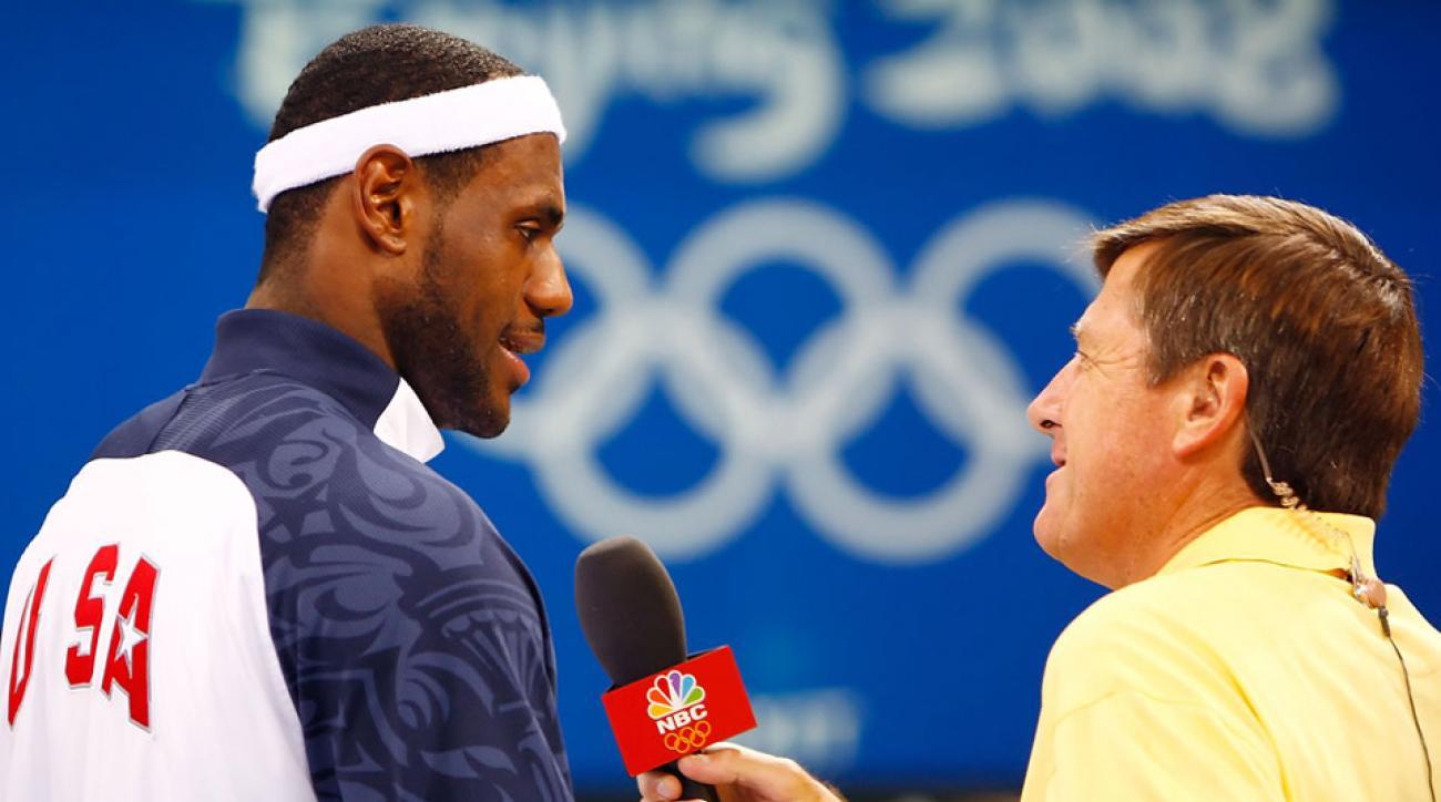 craig sager marv albert olympics 2016 rio nbc
