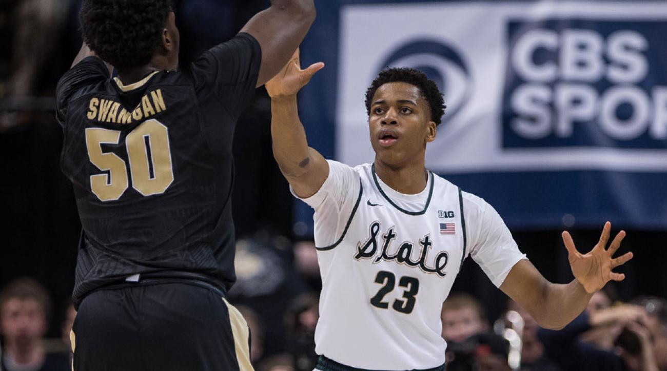deyonta davis nba draft michigan state
