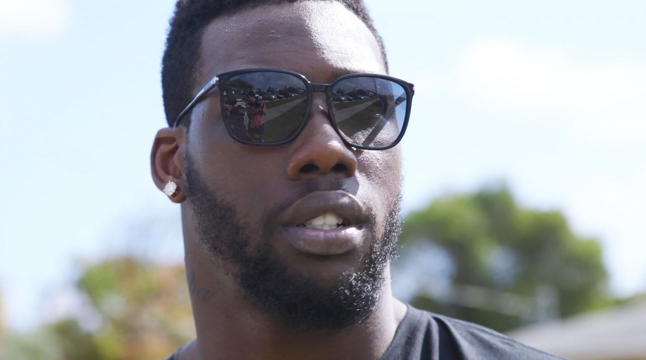 Jason Pierre Paul putting fireworks accident behind him