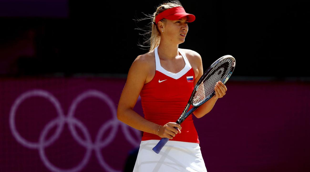maria sharapova doping russia olympics rio 2016