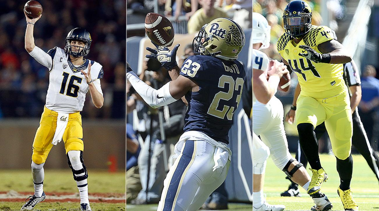 NFL draft 2016: Pre-draft player rankings by position
