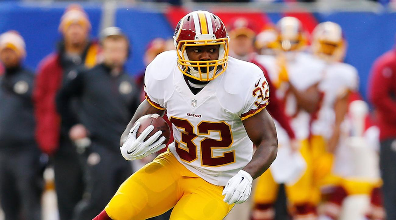 silas redd redskins suspended indefinitely