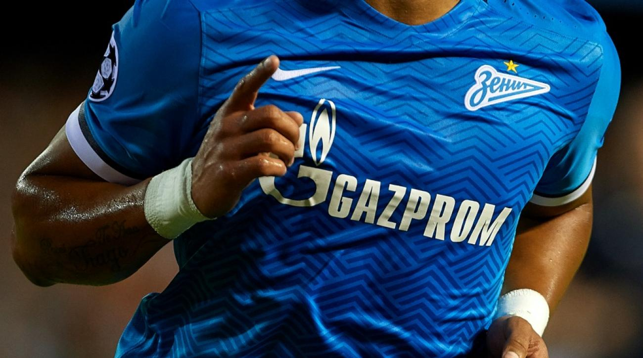 Zenit St. Petersburg is not happy with the Daily Mail calling their logo ugly